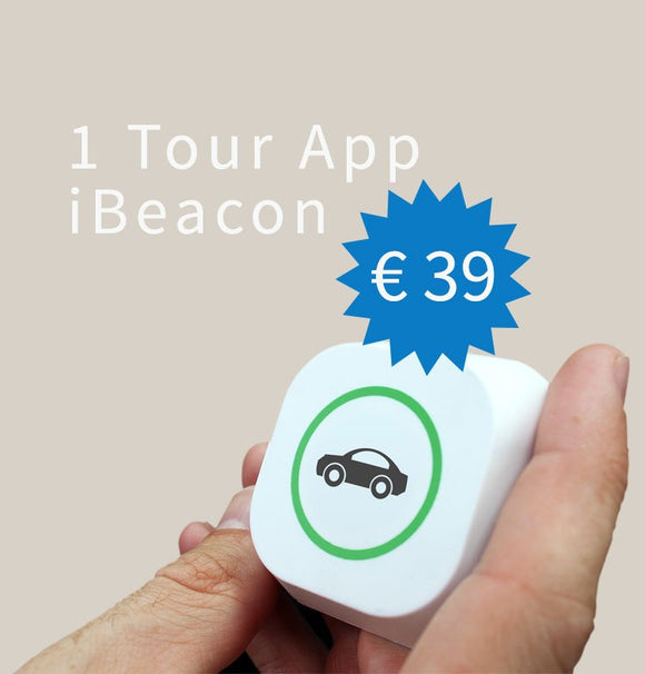 Tour Car Detection iBeacon