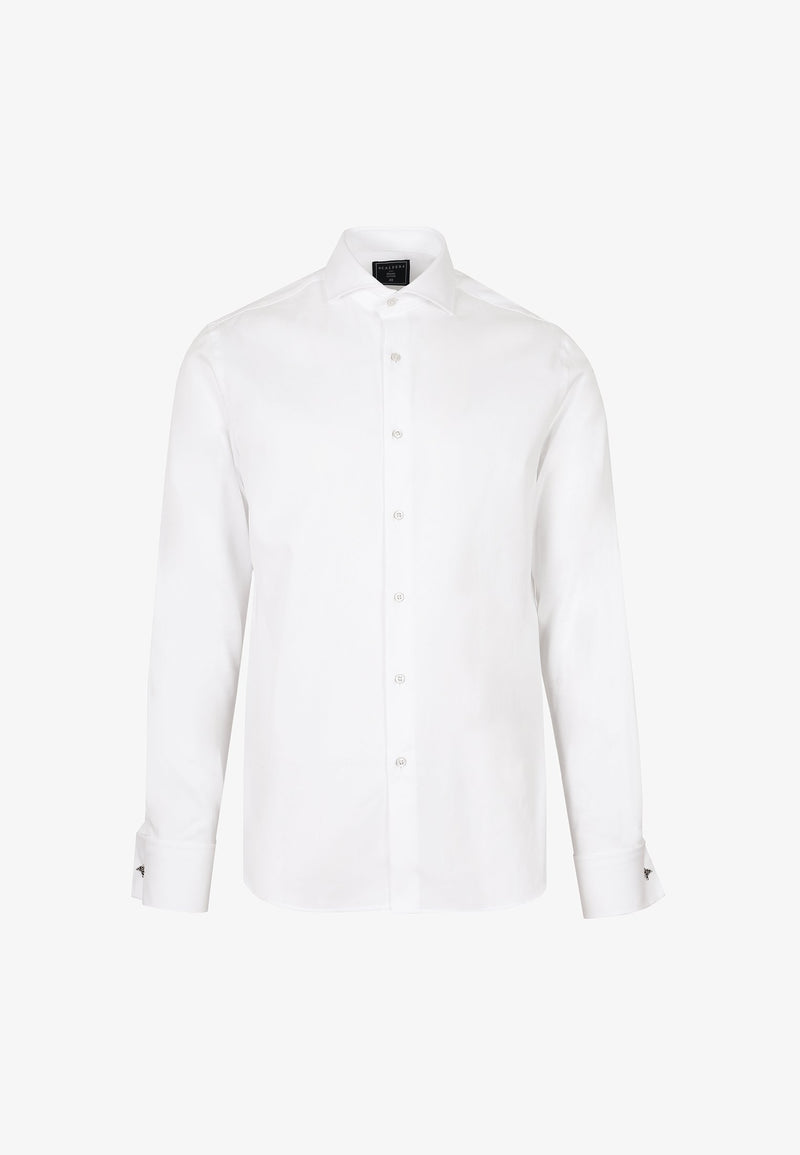 CAMISA ALGODÓN SLIM FIT - Scalpers