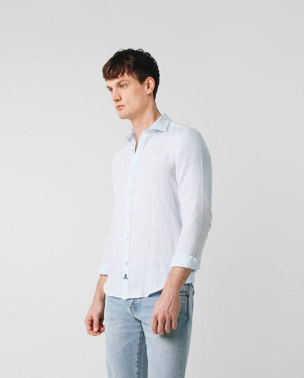 FANCY LINEN SHIRT