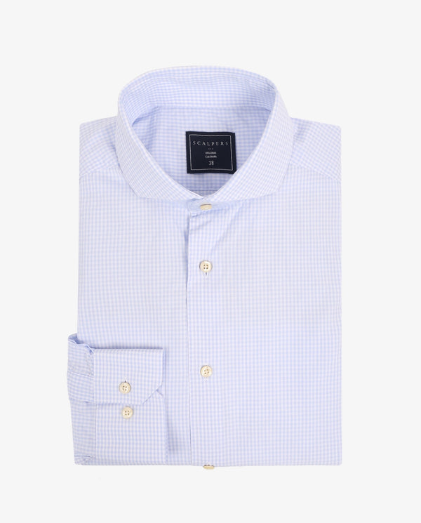CAMISA VESTIR REGULAR FIT - Scalpers España
