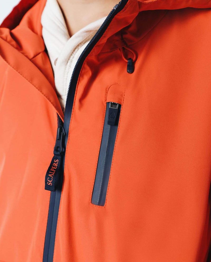 CHAQUETA WATER REPELLENT