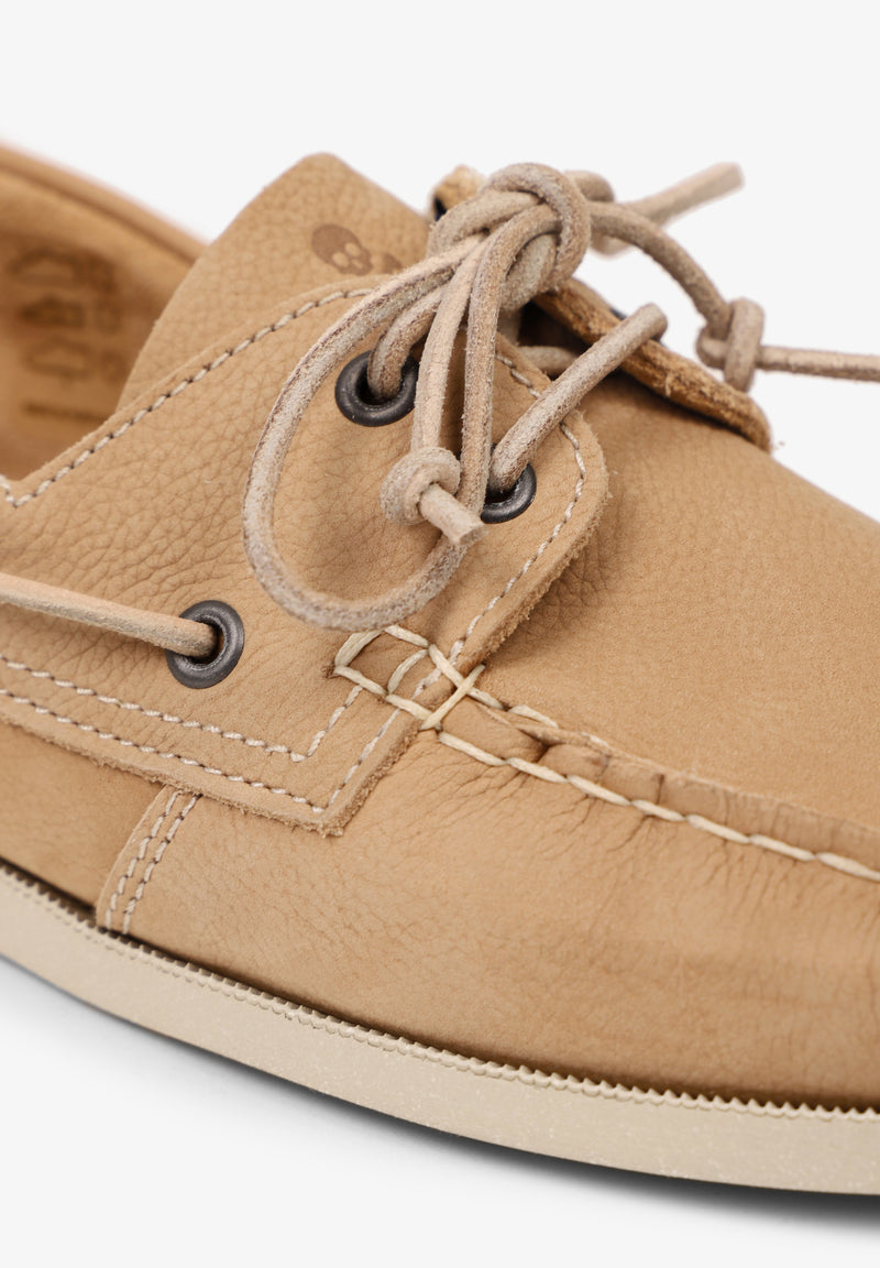 RECYCLED BOAT SHOES