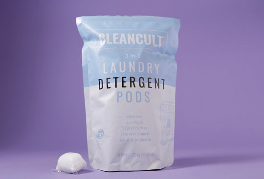 CleanCult Laundry Detergent Pods