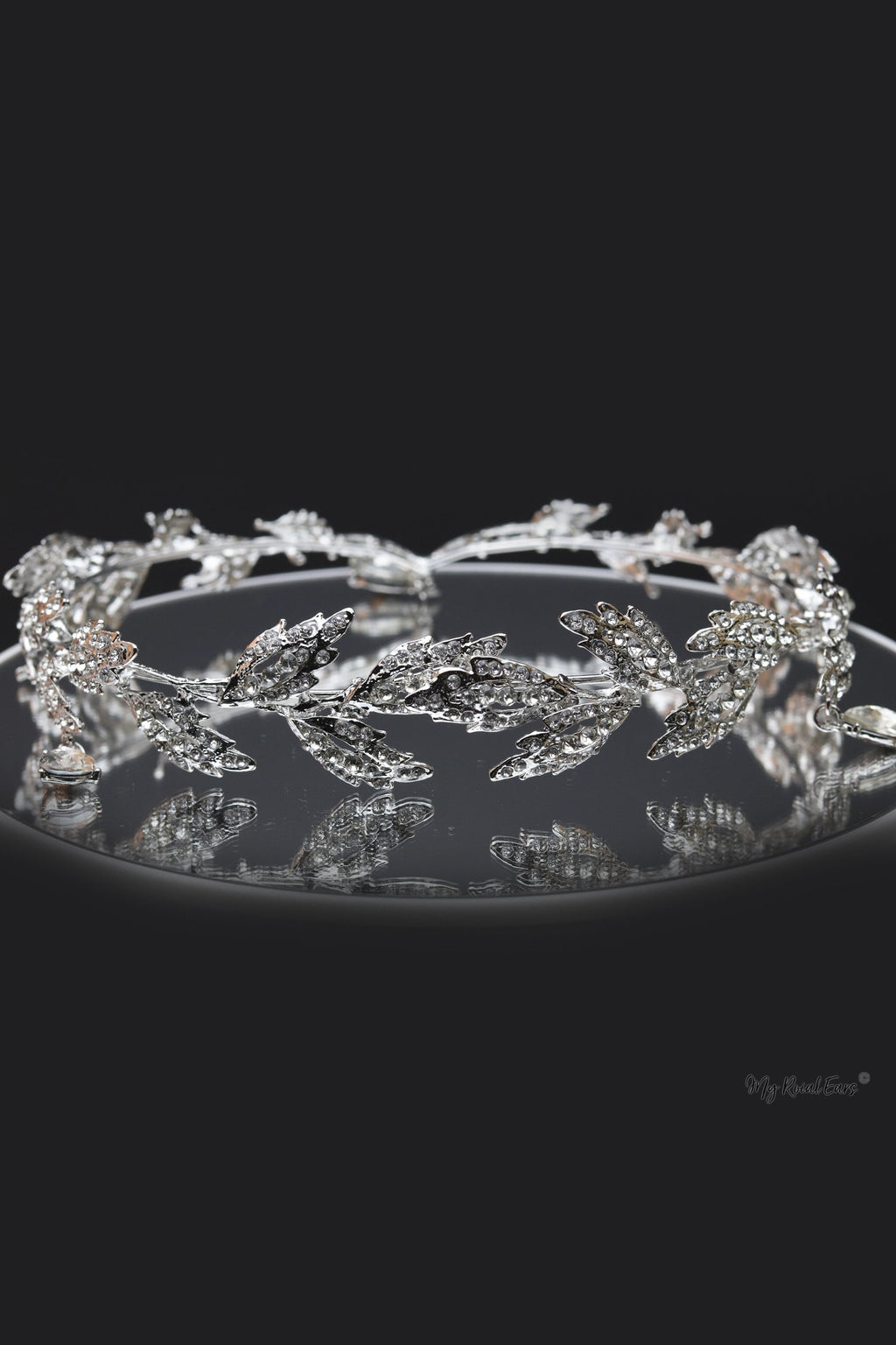 Queen Susan Silver- stunning and elegant headpiece - My Roial Ears LTD