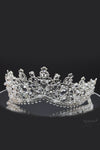 Queen Katharine Gold-rhinestone crystal tiara - My Roial Ears LTD