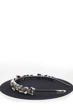 Queen Ava- diamond shaped lush headband - My Roial Ears LTD