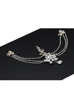 Queen Eleanor- asian floral head chain