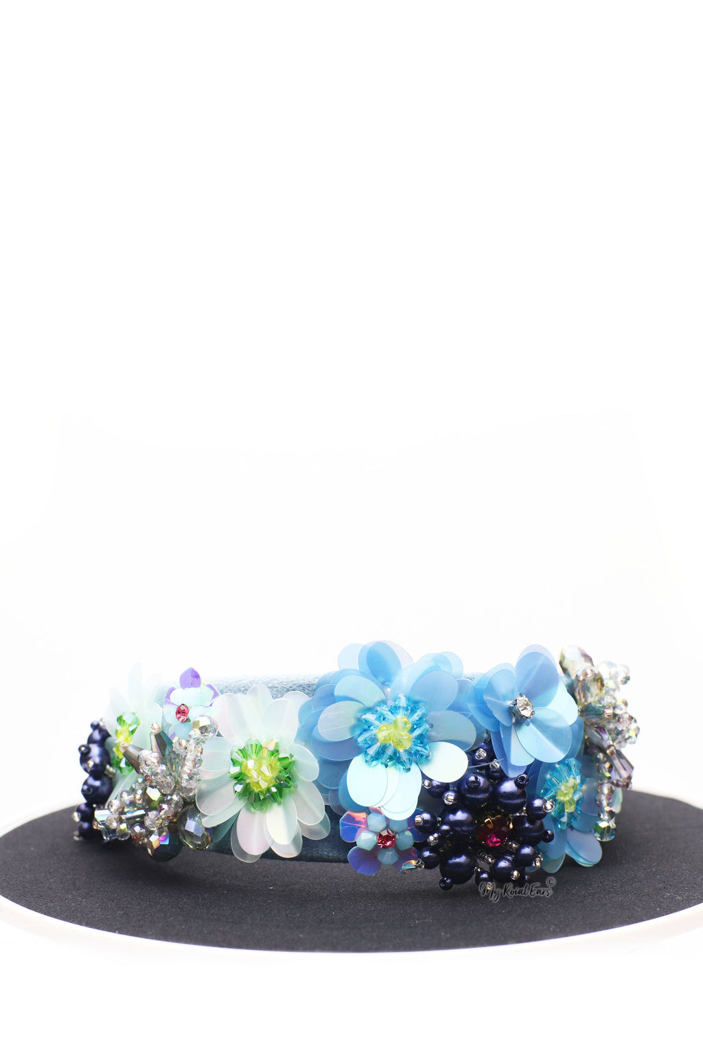 Queen Berenice- beaded embellished fashion headband - My Roial Ears LTD