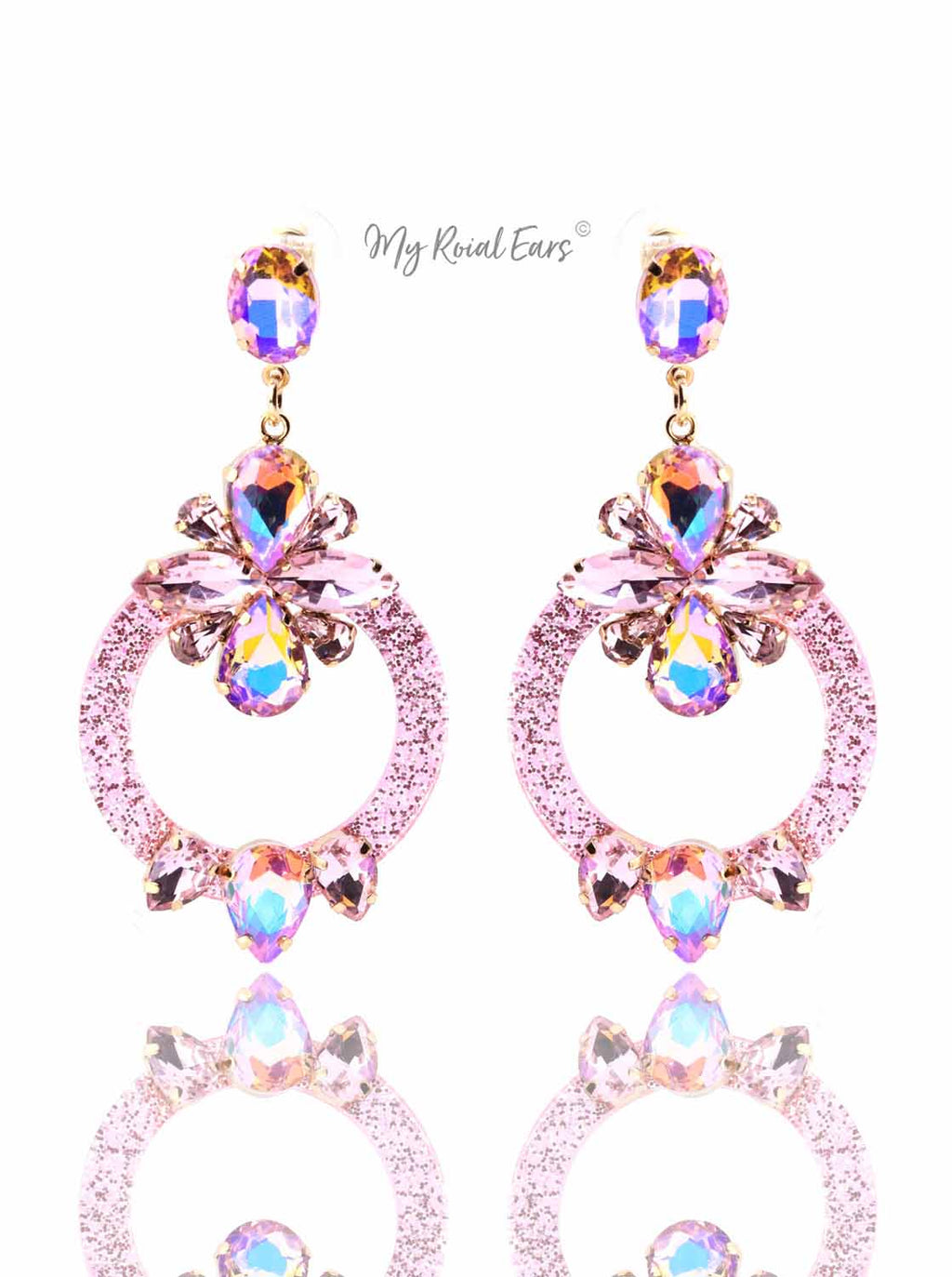 Catherine B Pink - My Roial Ears LTD