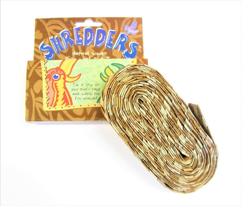 Shredders Woven Palm Leaf Toy