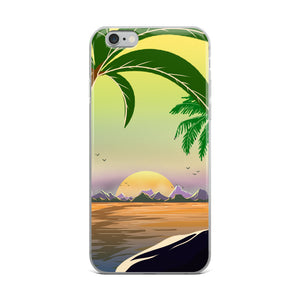 Palm Trees - iPhone Case