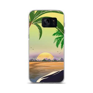 Palm Trees - Samsung Case