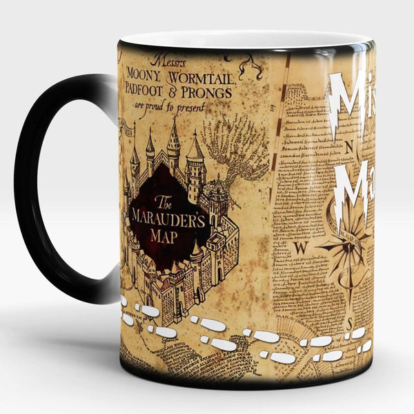 Color Changing Mischeif Magic Mug