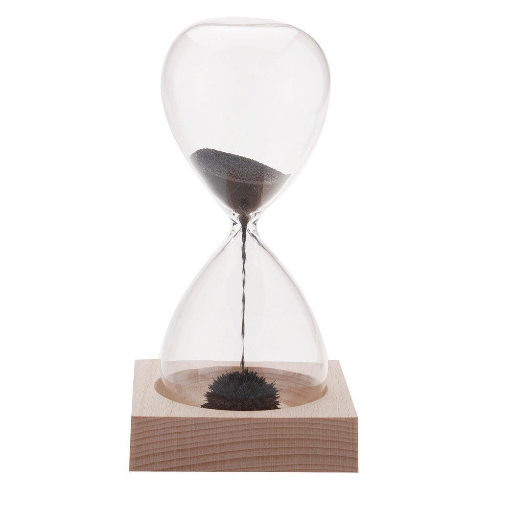 Sand Timer Desktop Decoration Magnet Hourglass