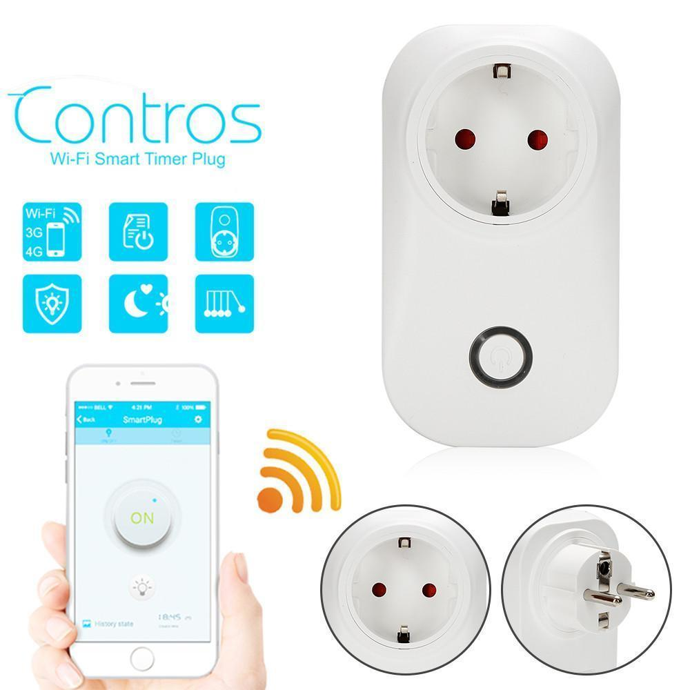 Wi-Fi Remote Control Power Socket