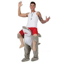 Piggyback Beer Man Costume