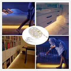 Motion Sensor Activated Bed Light