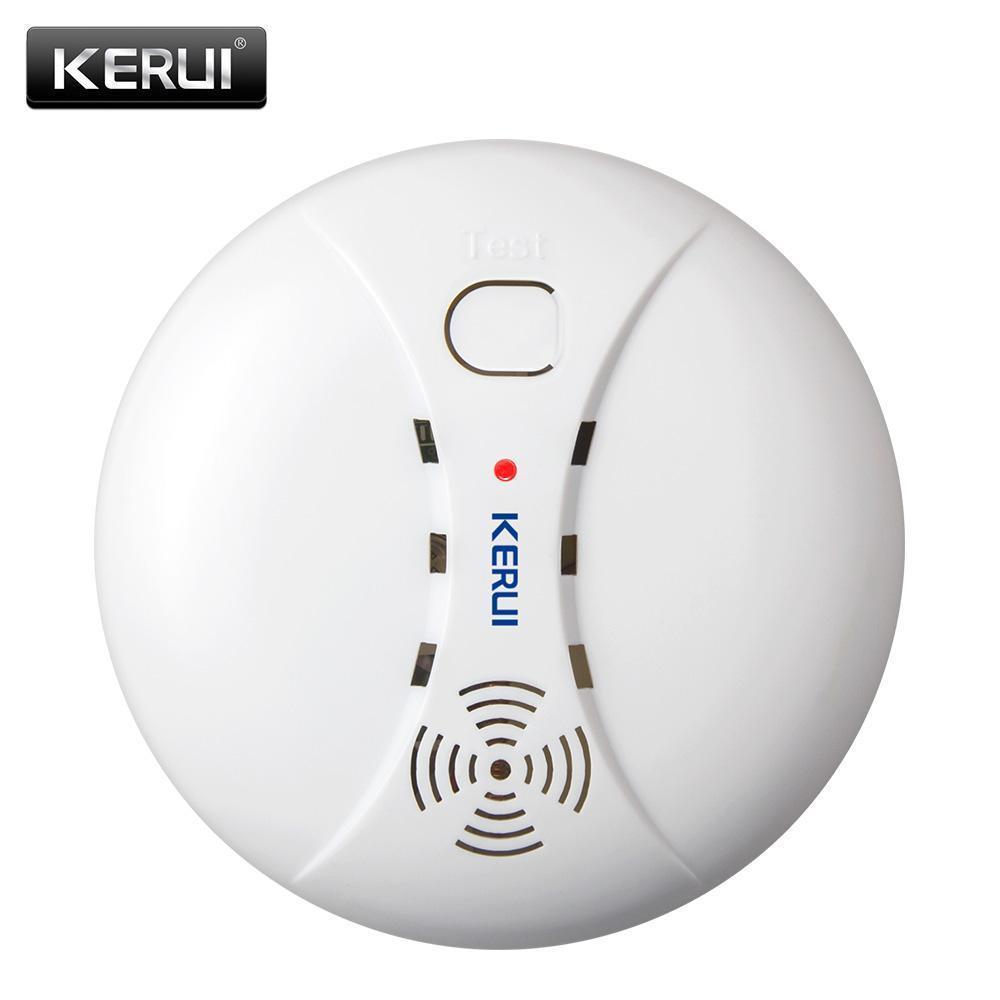 Wireless Fire Smoke Detector