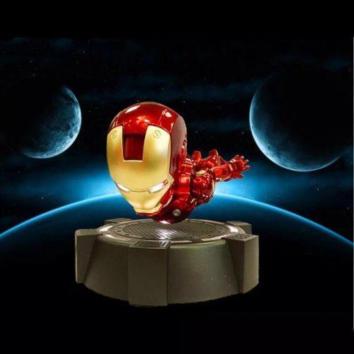 Magnetic Floating Iron Man MK