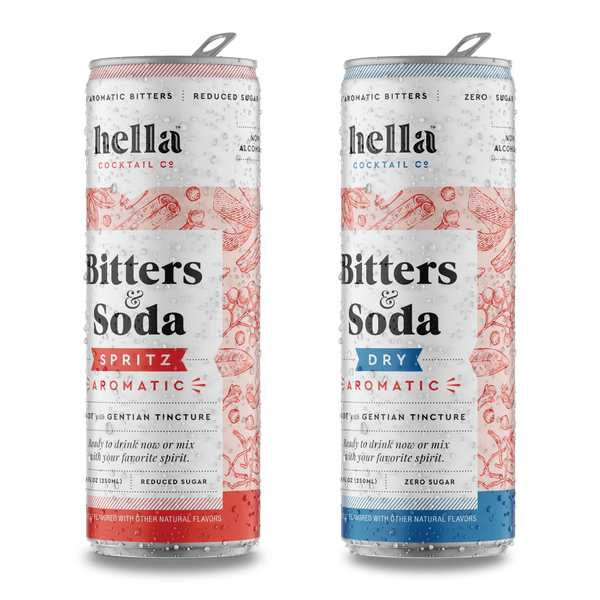 Bitters & Soda Pre-Sale (Ships May '19)