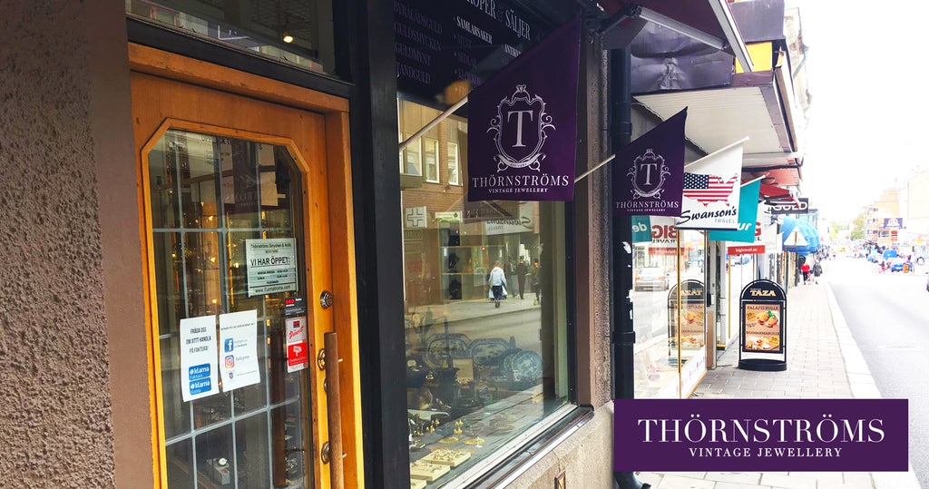 Thornstroms Store Front
