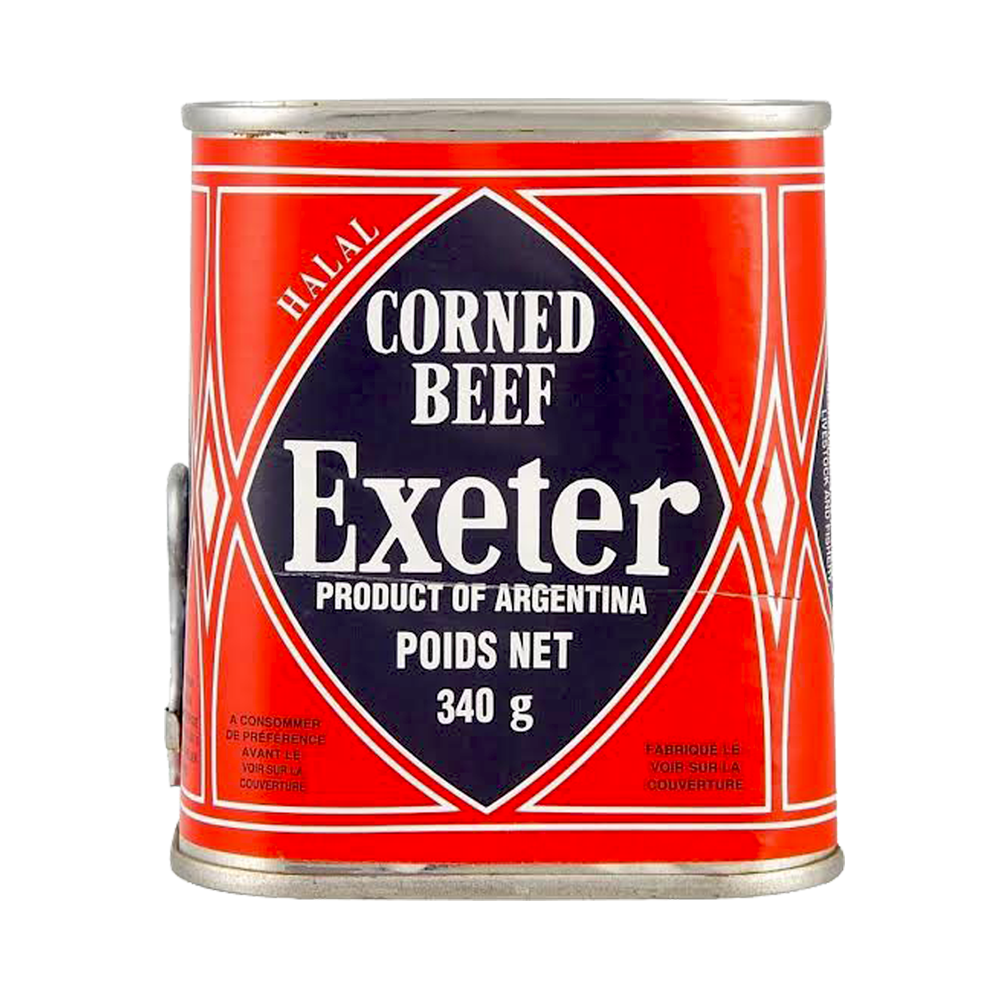 Corned Beef Exerte 340g Pack Of 24