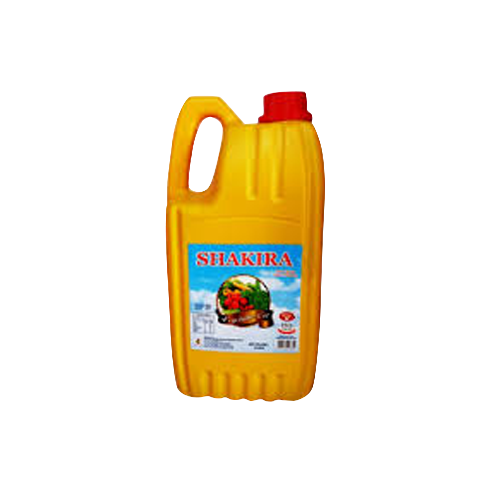 Shakira Vegetable Oil 25 Litters