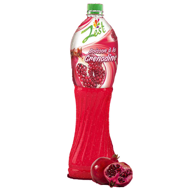 Zeste Grenadine 12pcs
