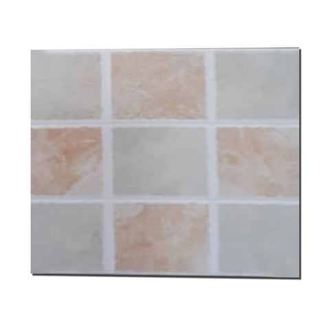 Canyon Noce Porcelain Floor Tile 4 pieces 60 in. x 60 in.