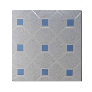 Catalina Canyon Porcelain Floor Tile 4 pieces 60 in. x 60 in.