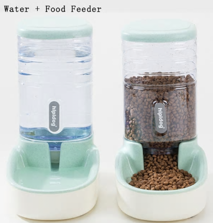 Pet Food and Water dispenser