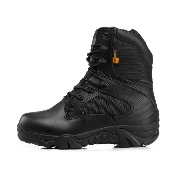 Military Tactical Men's Boots