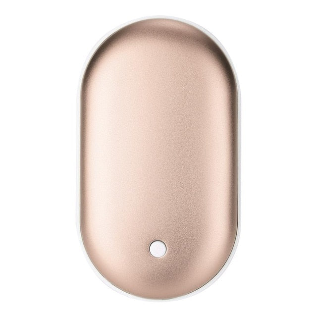 USB Rechargeable LED Electric Hand Warmer