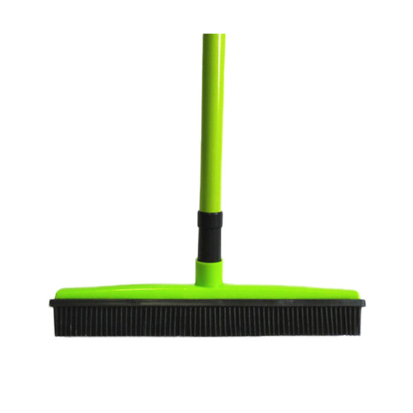 Rubber Broom Pet Hair Lint Removal Device
