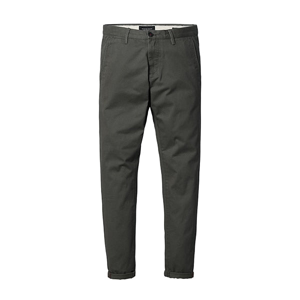 New Casual Slim Fit Chinos Trousers Pant