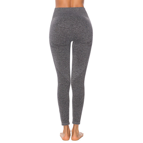 Seamless High Waist Exercise Leggings