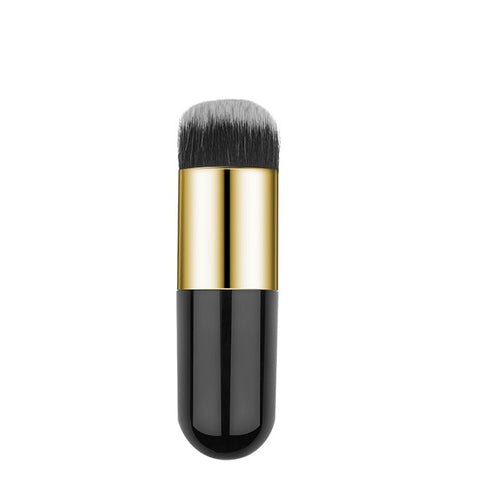Professional Chubby Pier Foundation Makeup Brush