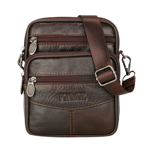 Small Crossbody Multifunctional Messenger Bag
