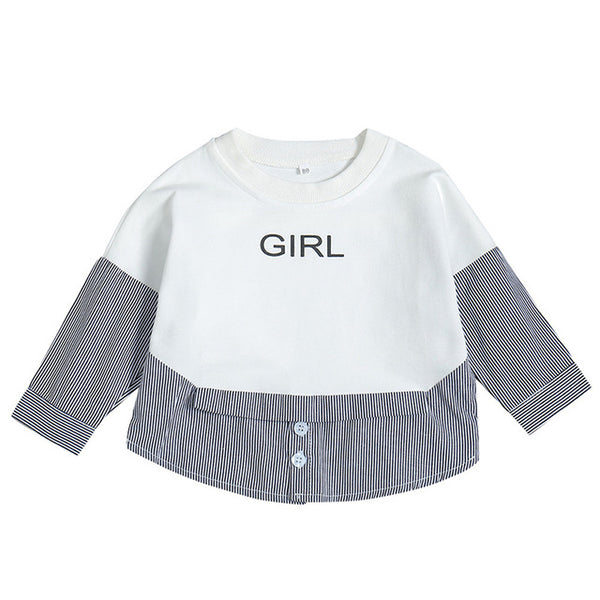 Baby Girl T-Shirt Top Princess Clothes