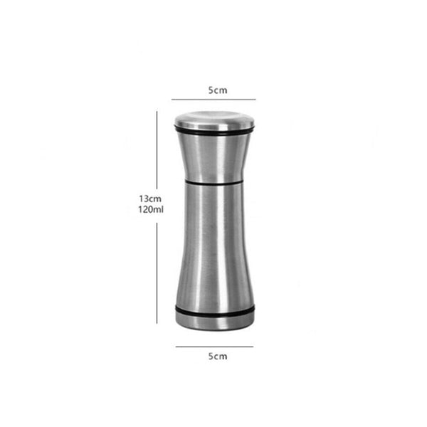 Stainless Manual Salt Pepper Mill Spice Grinder