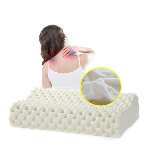 Orthopedic Pillow for Sleeping Neck Pain Relief