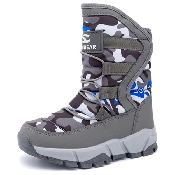 Snow boots for unisex kids