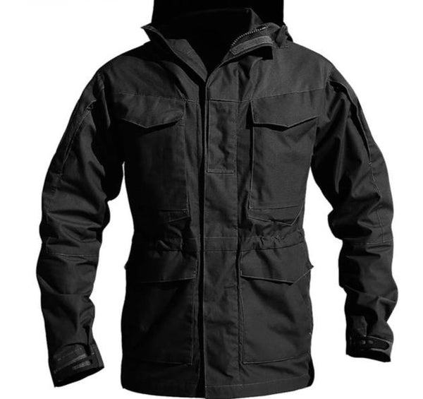 Windbreaker Military Field Jackets Mens