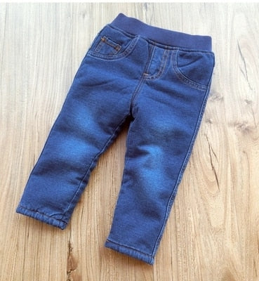Baby Boys  Warm Cashmere Jeans