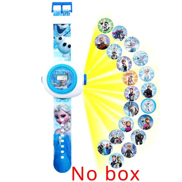Spiderman Kids Watches