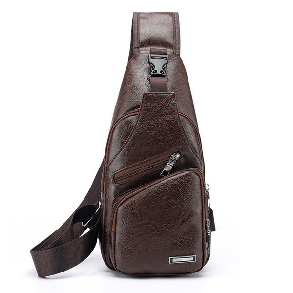 Single Shoulder Backpack Sling Chest Bag