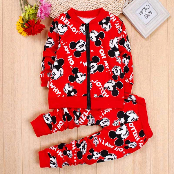 Mickey Minnie Toddler Girls Clothes