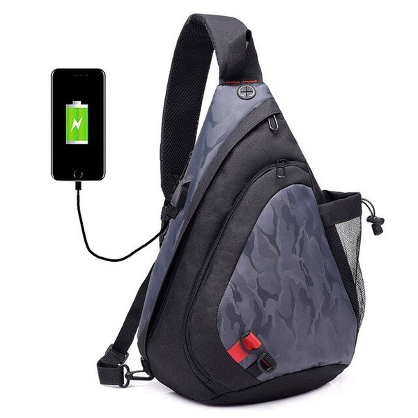 Crossbody Portable Charger Bag