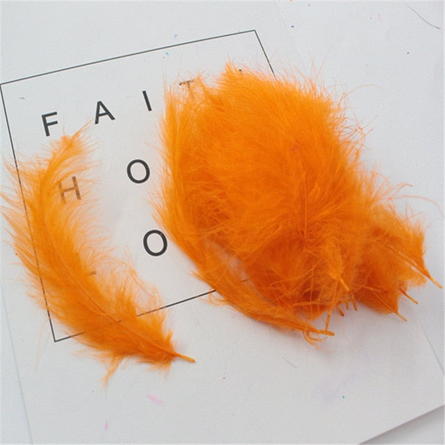 Turkey Marabou decorative Accessories Feathers