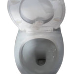 GoodHome Cavally Close-coupled Rimless Toilet